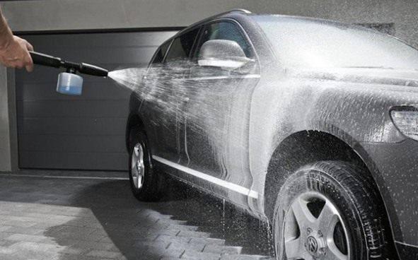 Ваша машина засияет! Комплексная мойка автомобиля от автомойки «Паруса»